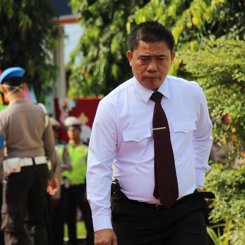 Kali Kedua AKP Edi Qorinas Pimpin Satreskrim di Jajaran Polda Lampung