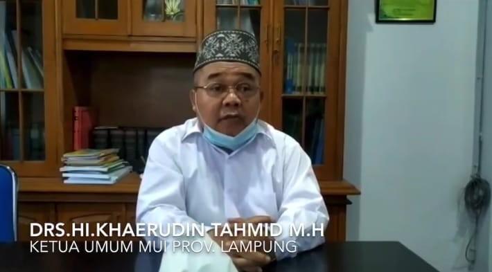 MUI Lampung Dukung Komjen Polisi Sigit Listyo Prabowo Jadi Kapolri