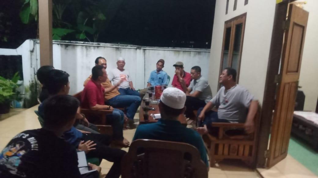 Masyarakat Gelar Musyawarah Menyongsong Kampung Wisata Kuliner Terbanggi Besar