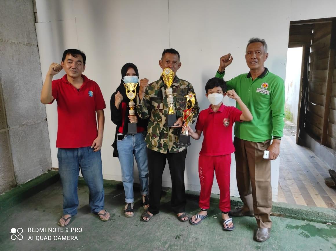 Di Juarai Atlet Binaan Big Family Chess Club, Mustain