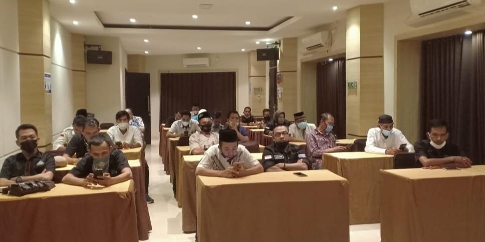 Hadiri Buka Puasa Bersama Pengurus Inti SMSI Seprovinsi, Ini Kata Kadis Kominfotik Provinsi Lampung