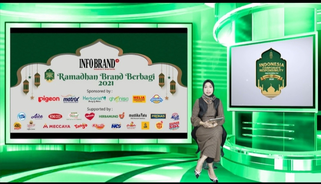 Menteri Agama RI Sambut Baik Ramadhan Brand Berbagi 2021