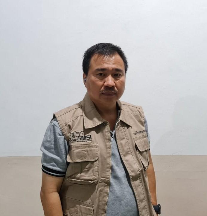 SMSI Lampung Siap Dampingi Heri Ch Bumeli di Polda Lampung, Minta Bupati Pringsewu Tak Reaktif