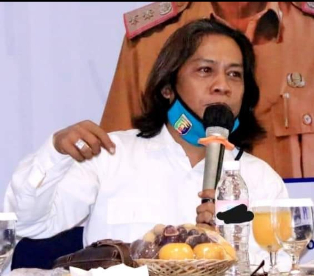 Juniardi, SIP, MH Sayangkan Tindakan Kasat Narkoba Polres Lampura Tak Faham UU Pers