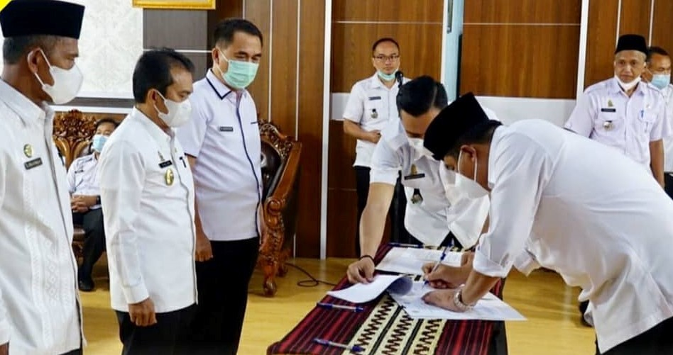 Lampung Tengah Segera Miliki Gedung Kantor Pelayanan Haji dan Umroh
