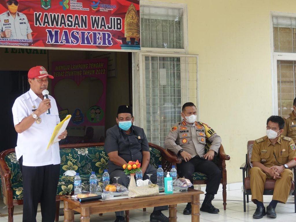 Lampung Tengah Dapat Kiriman Vaksin Sebanyak 7.962 Dari Pemerintah Pusat